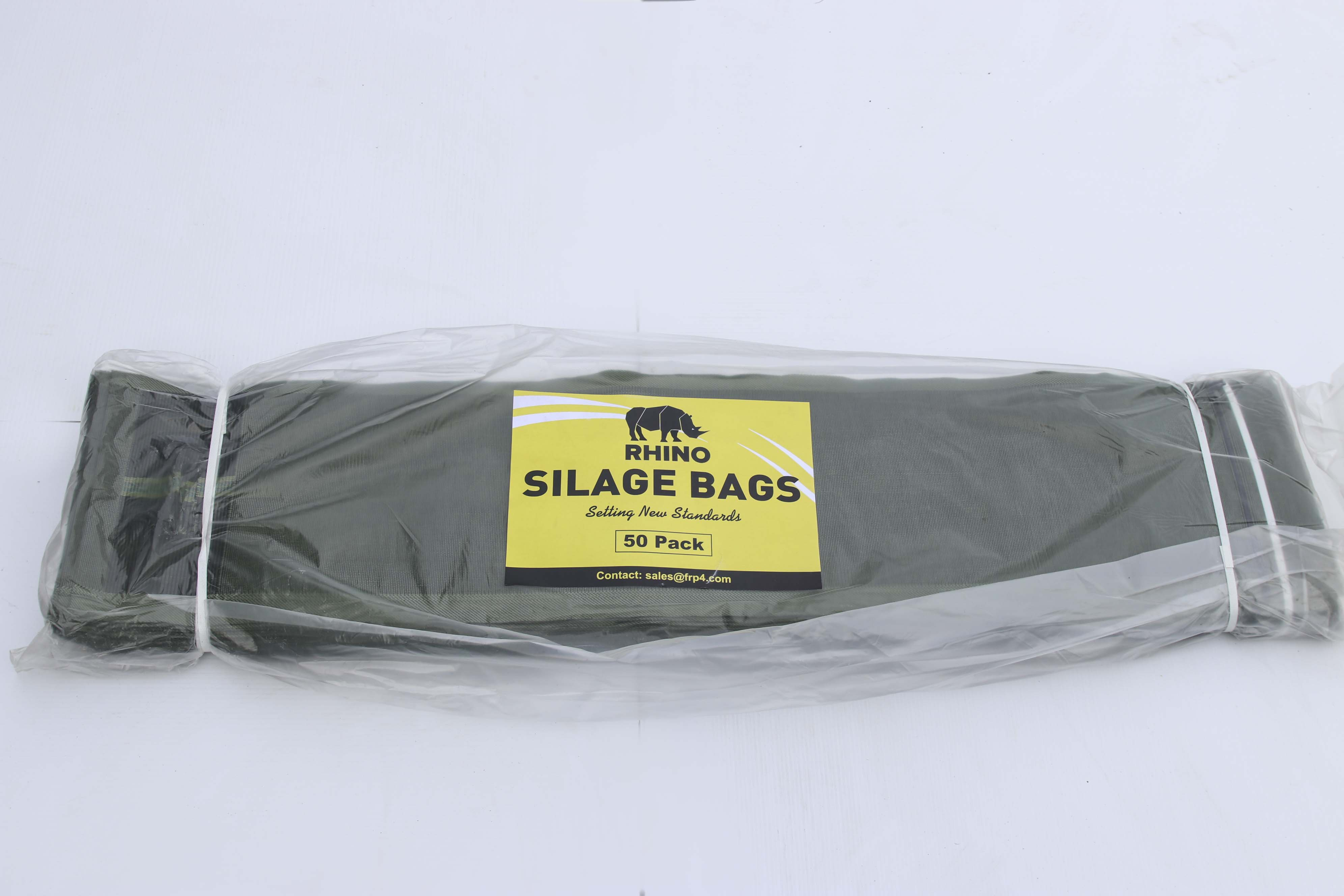 packaged silo bag